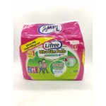 Lifree Adult Ultra Slim Pants Anti Bacteria Polymer ADL0 M11's S-23/24