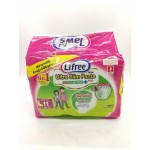 Lifree Adult Ultra Slim Pants Anti Bacteria Polymer ADL0 L11's S-29/40