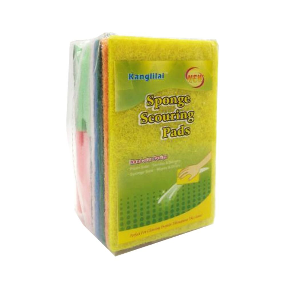 Kanglilai Sponge Scouring Pad KW-0895