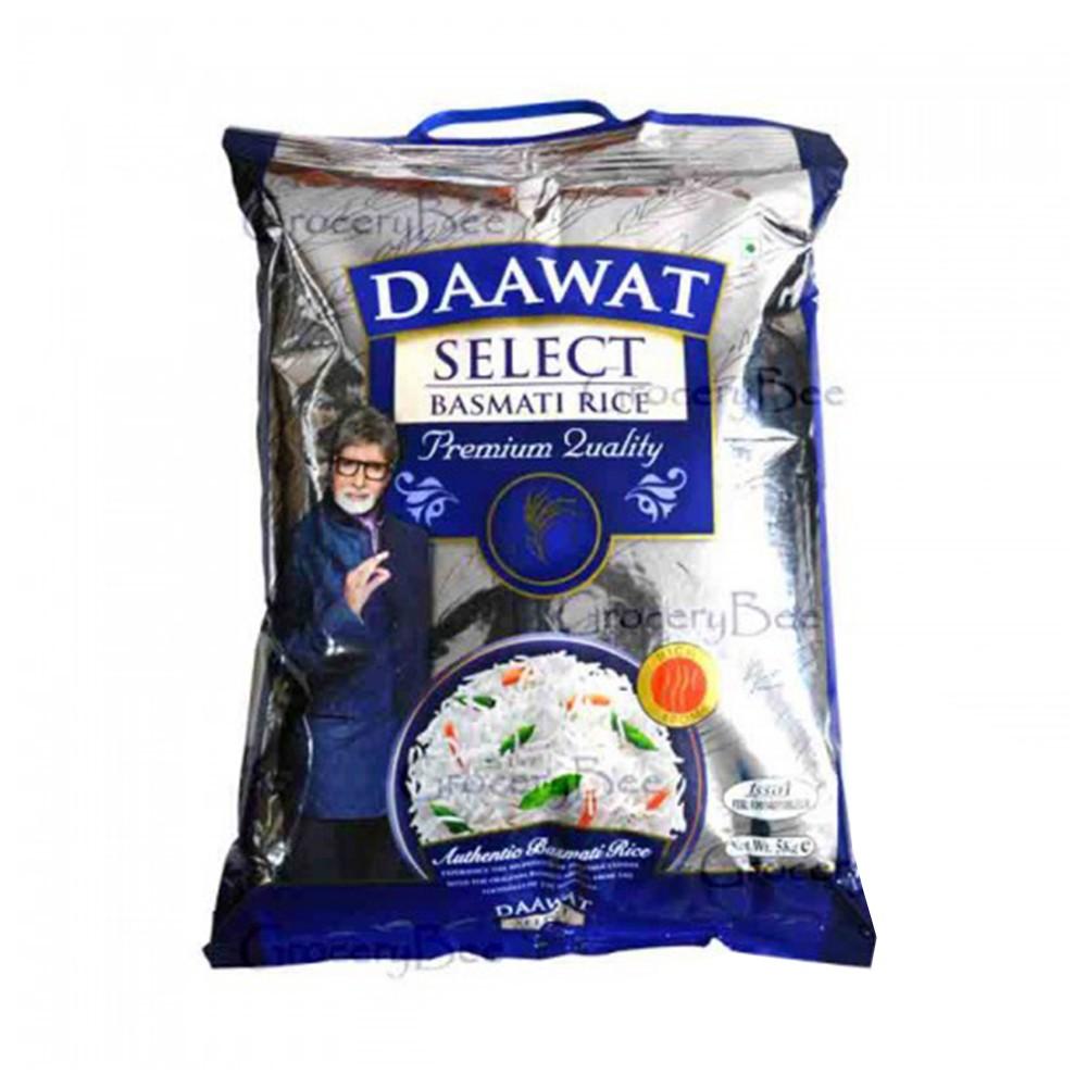 Daawat Select Basmati Rice 5kg