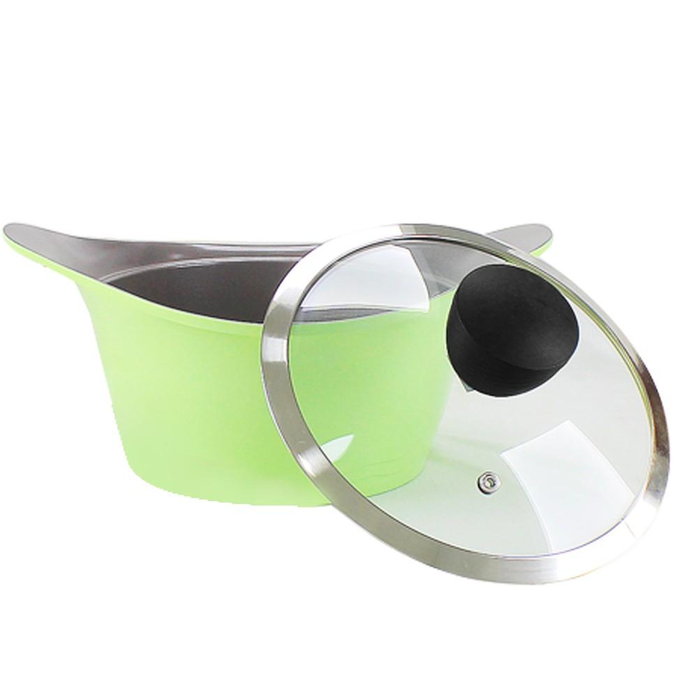 Richef Glass Sauce Pot R-VI-S18 18cm