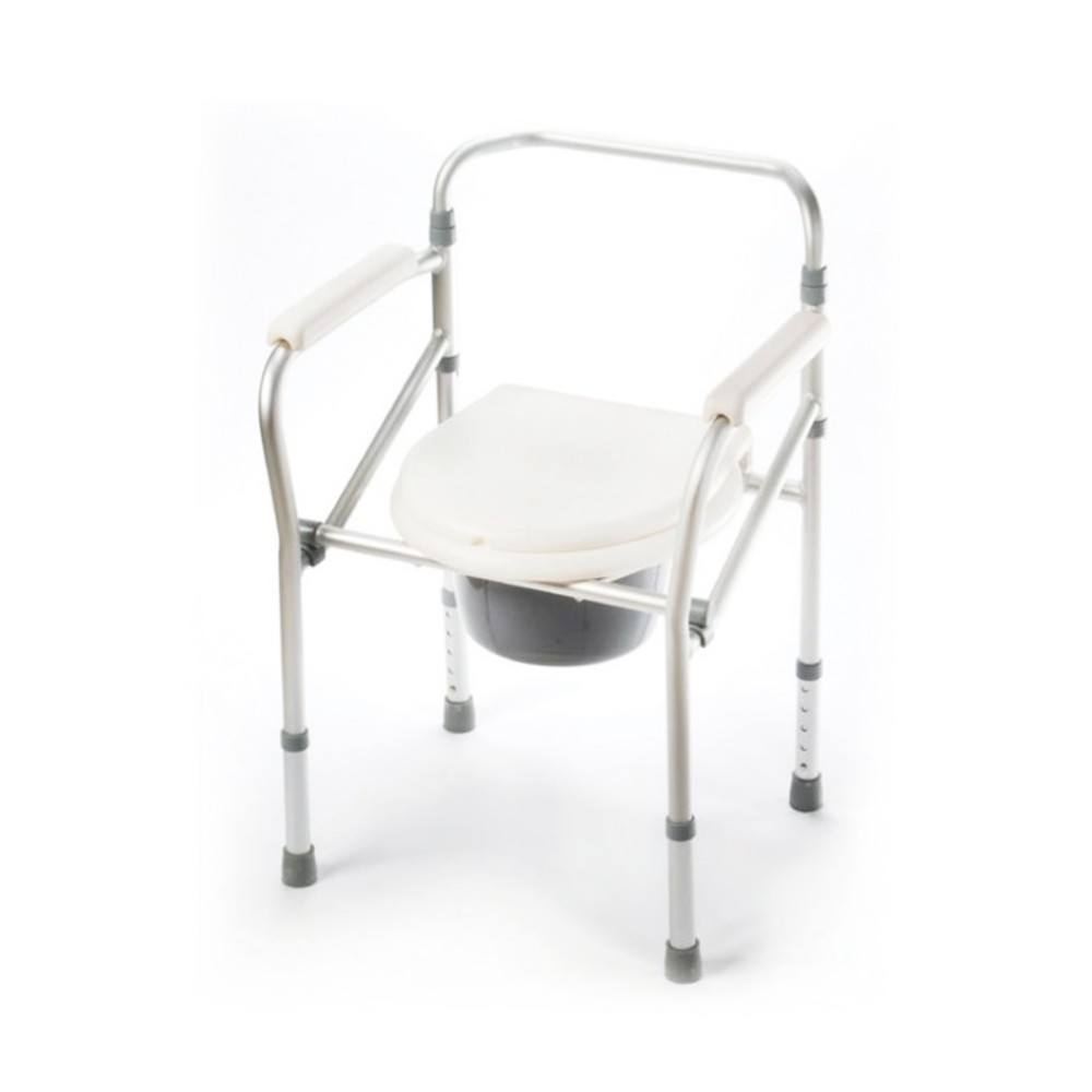 """Medicare Medical Equip Ment Commode Chair MC555 20""""x9""""x31"""" 6kg"""