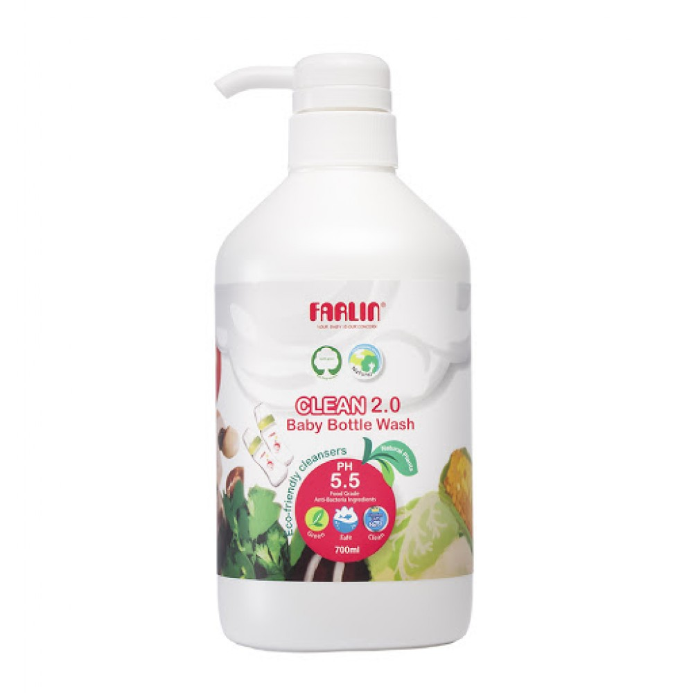 Farlin Baby Bottle Wash 700ml