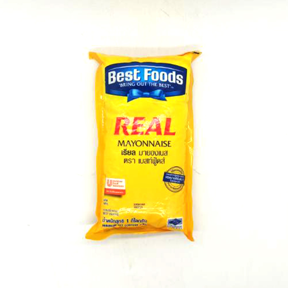 Best Foods Real Mayonnaise 1kg