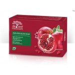 Deleaf Pomegranate Ageless Glow Soap 100g