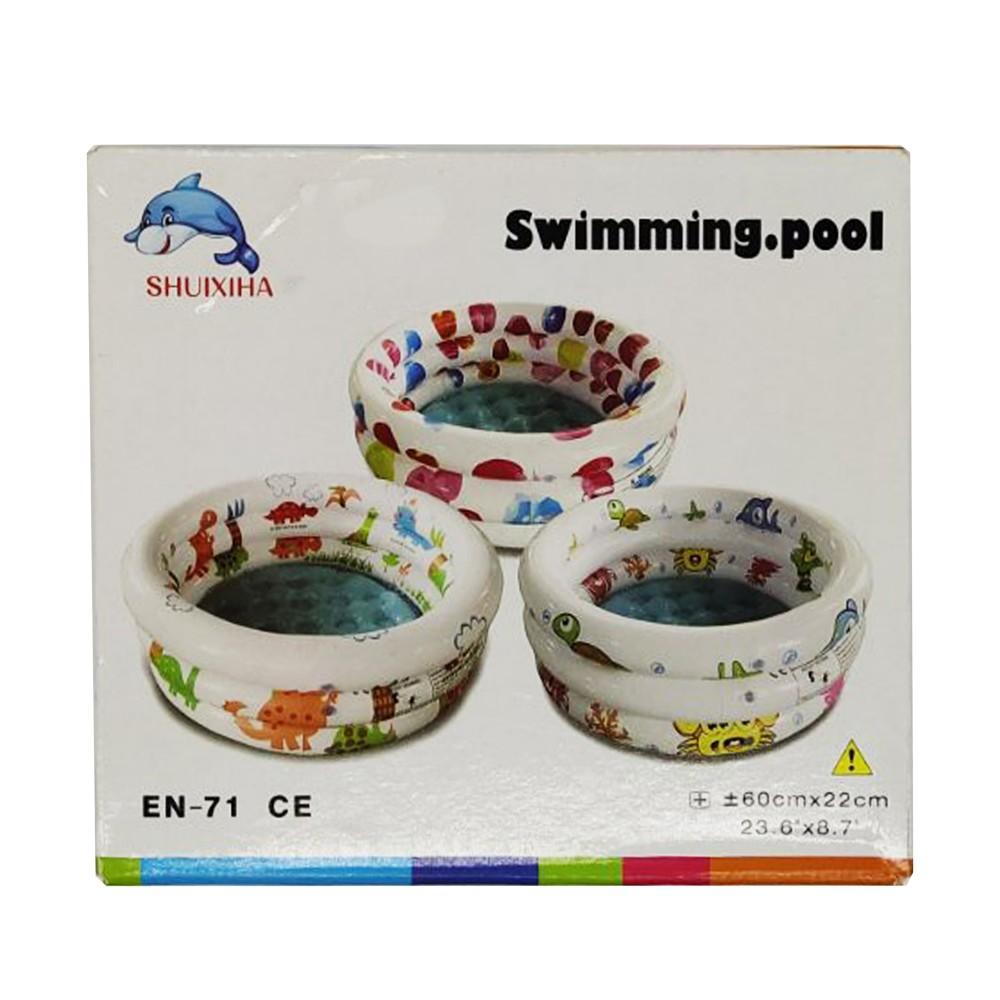 """Shuixiha Seimming Pool EN-71 23.6"""" x 8.7"""""""