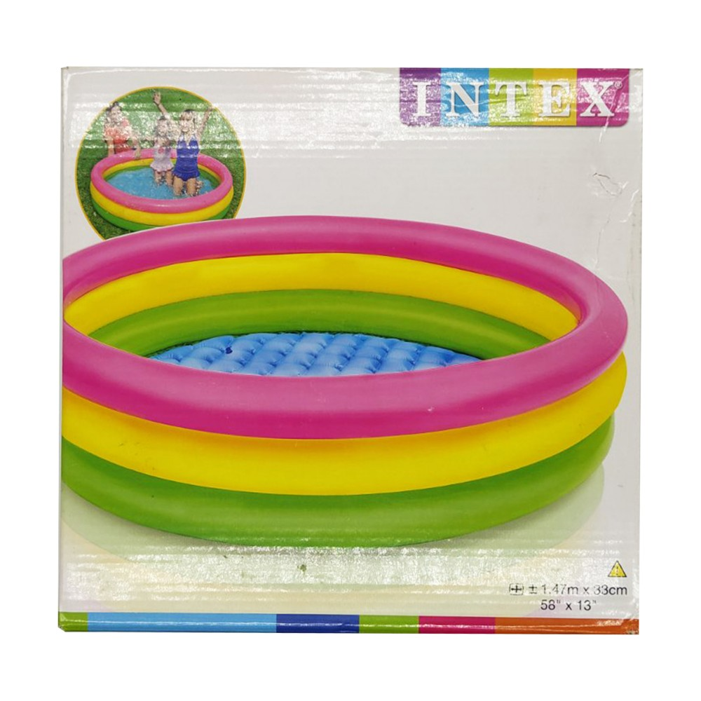 "Intex Baby Swimming Pool 57422NP 58""x13"""