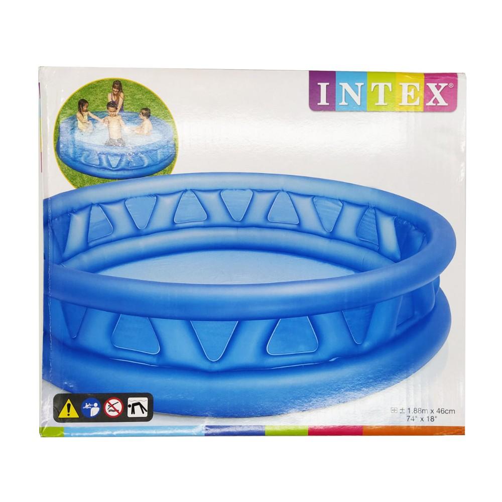 "Intex Baby Swimming Pool 58431NP 74""x18"""
