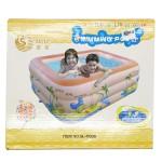 "Summer Sea Baby Swimming Pool SL-CO26 62.9""x51.2""x23.6"""