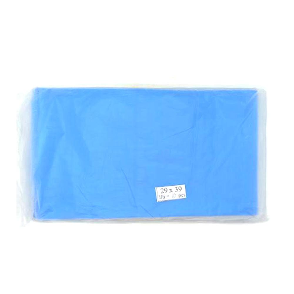 Olympic Bin Bag 29x39 10's (Blue)