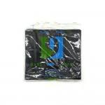 9 Plastic Bag 8x15 50's (Black)