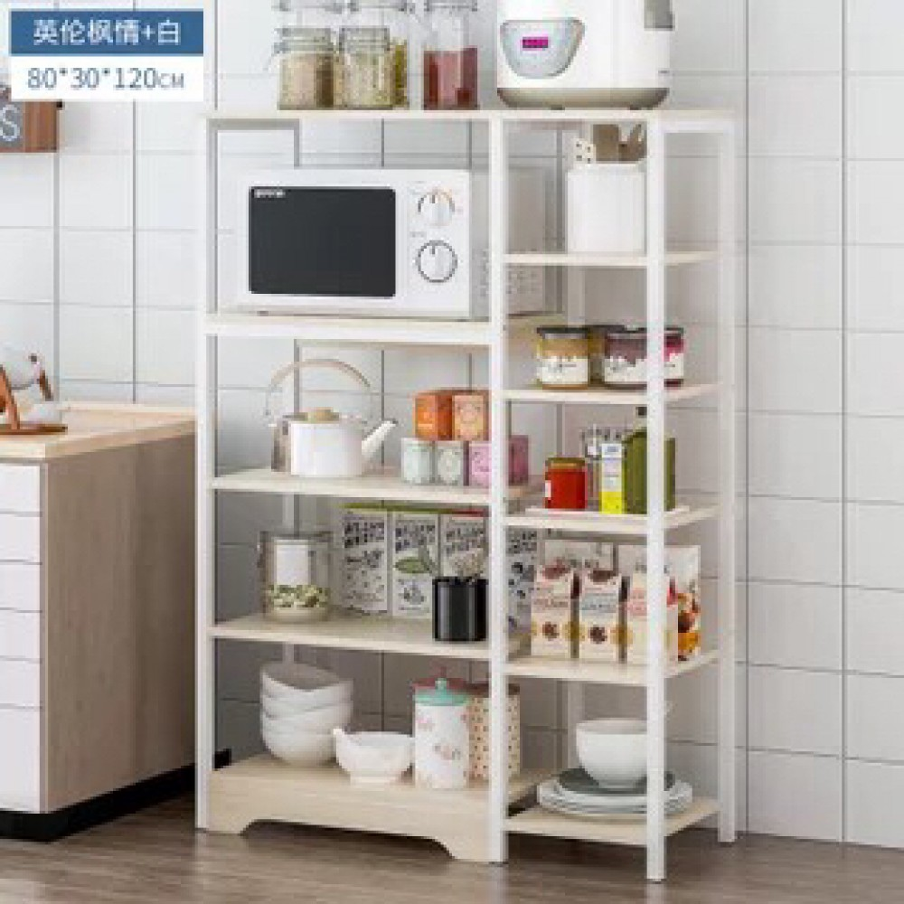 Easy Life Multifuctional Microwave Storage 5 Shelfs