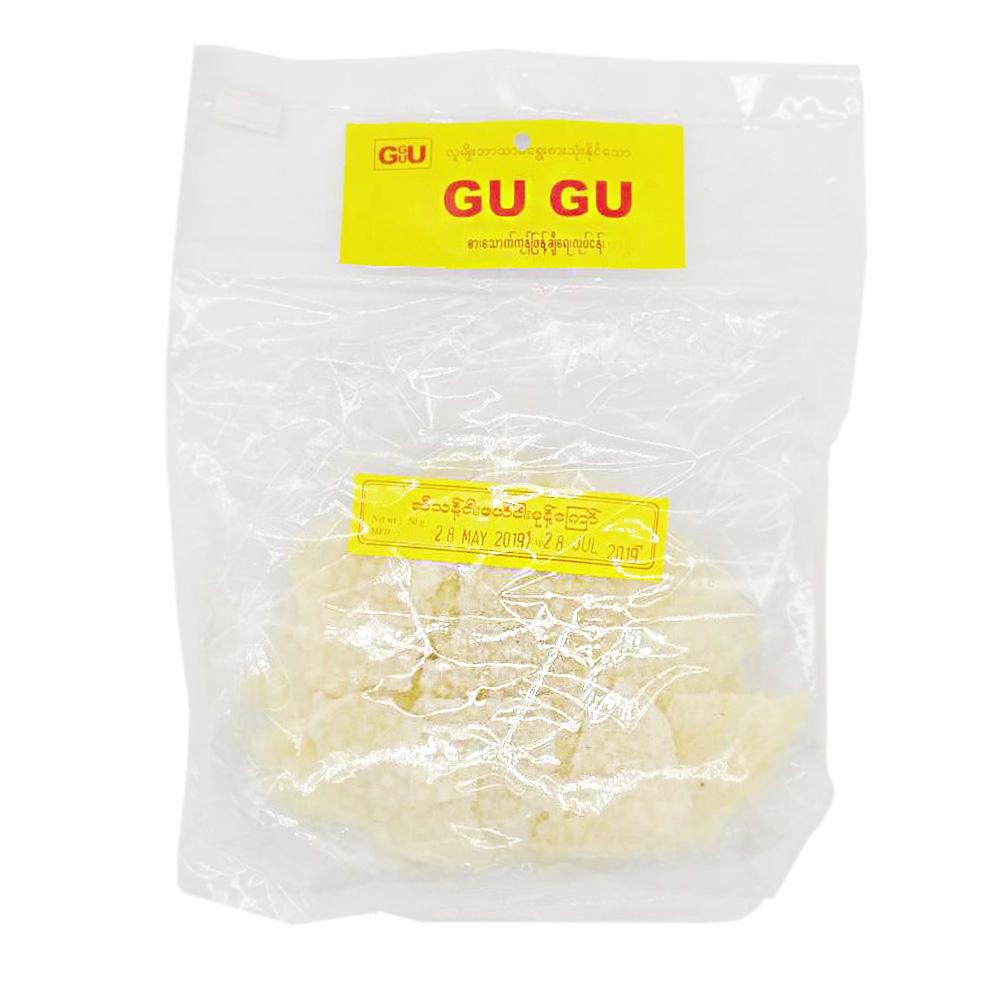 Gu Gu Fish Cracker 50g