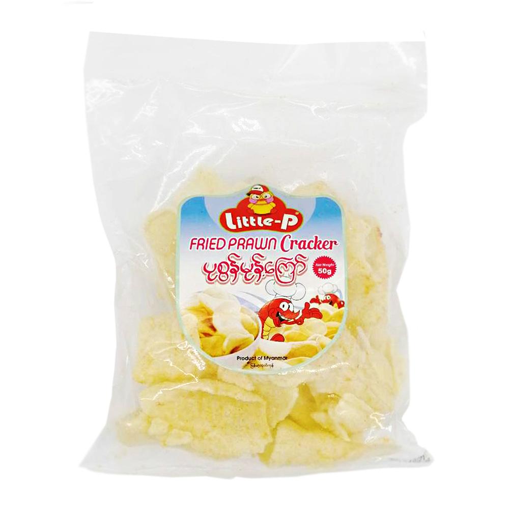 Little-P Prawn Cracker 50g