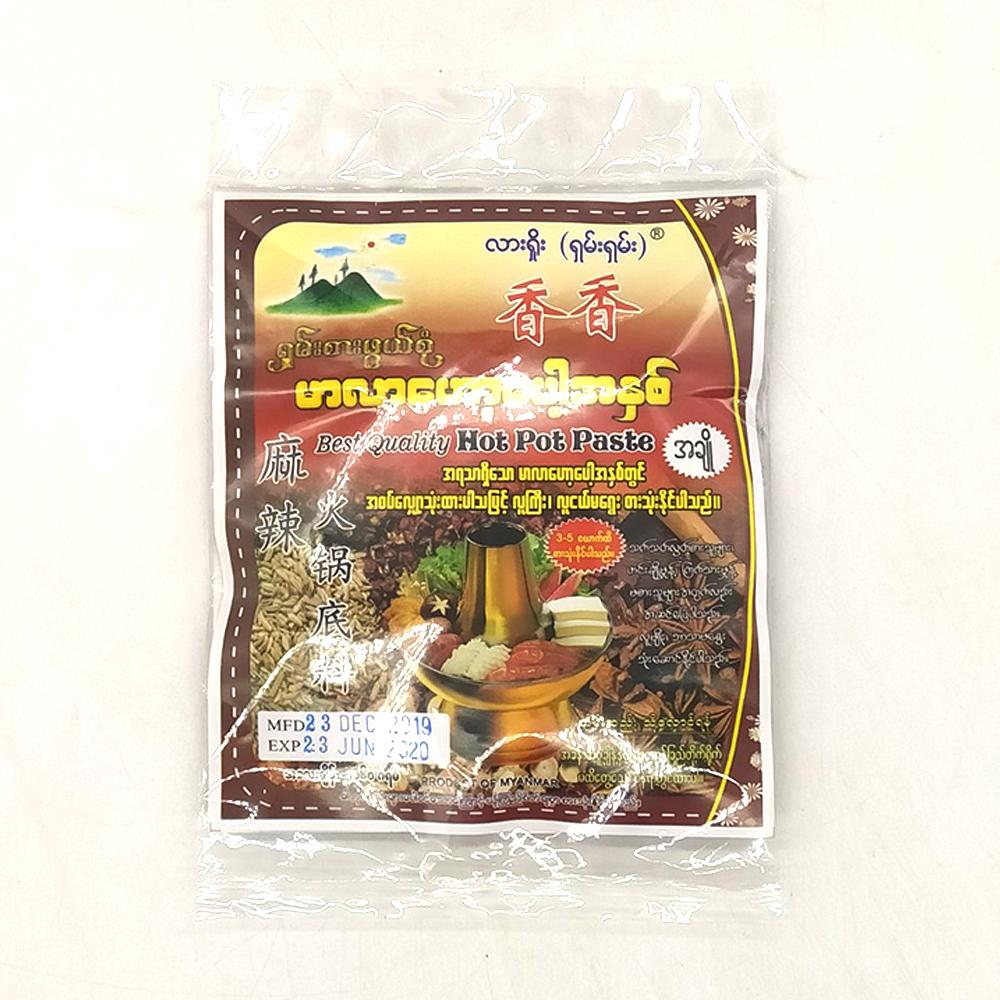Larshow Shan Shan Mala Sweet Hot Pot Paste 160g