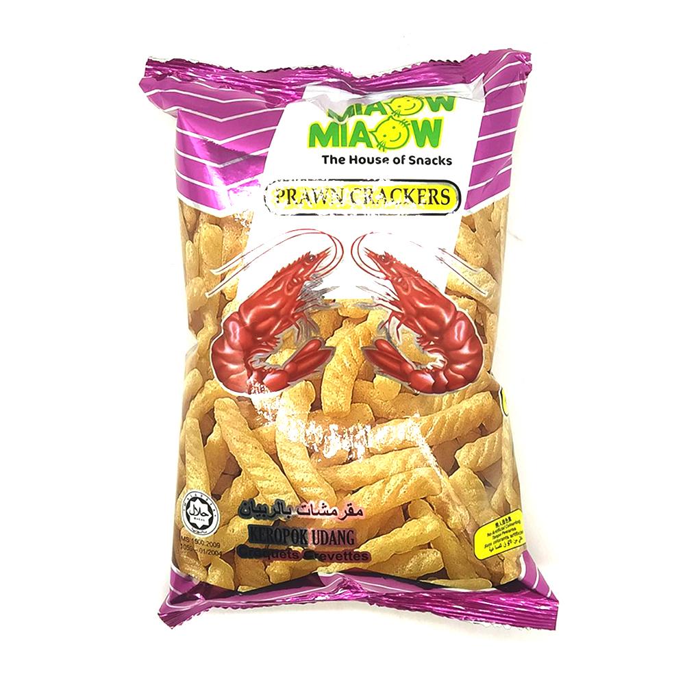 Miaow Miaow Prawn Cracker 60g