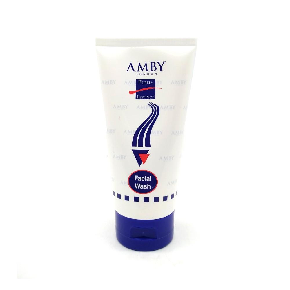 Amby London Purely Instinct Facial Wash 150g