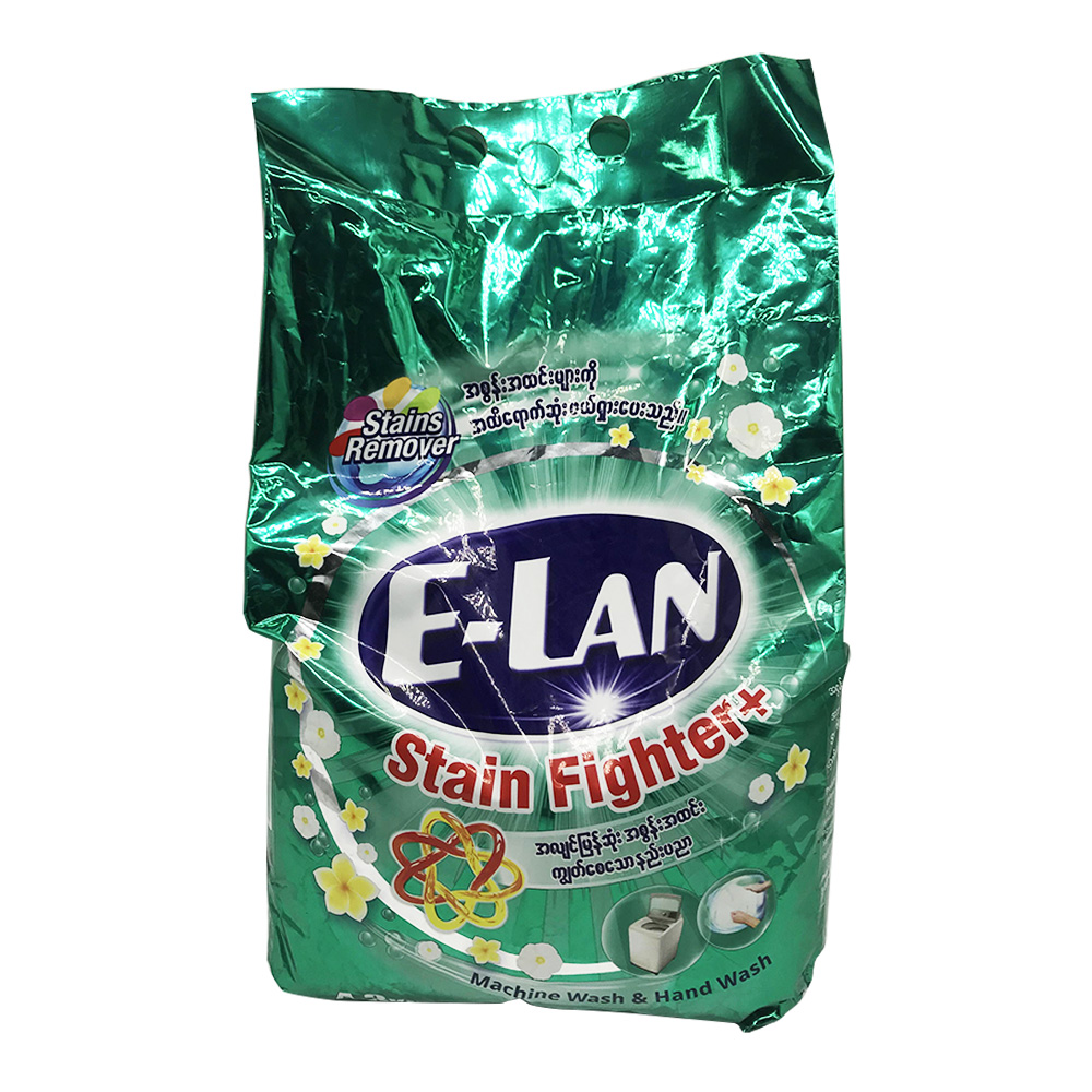 E-Lan Detergent Stain Fighter 4.3kg