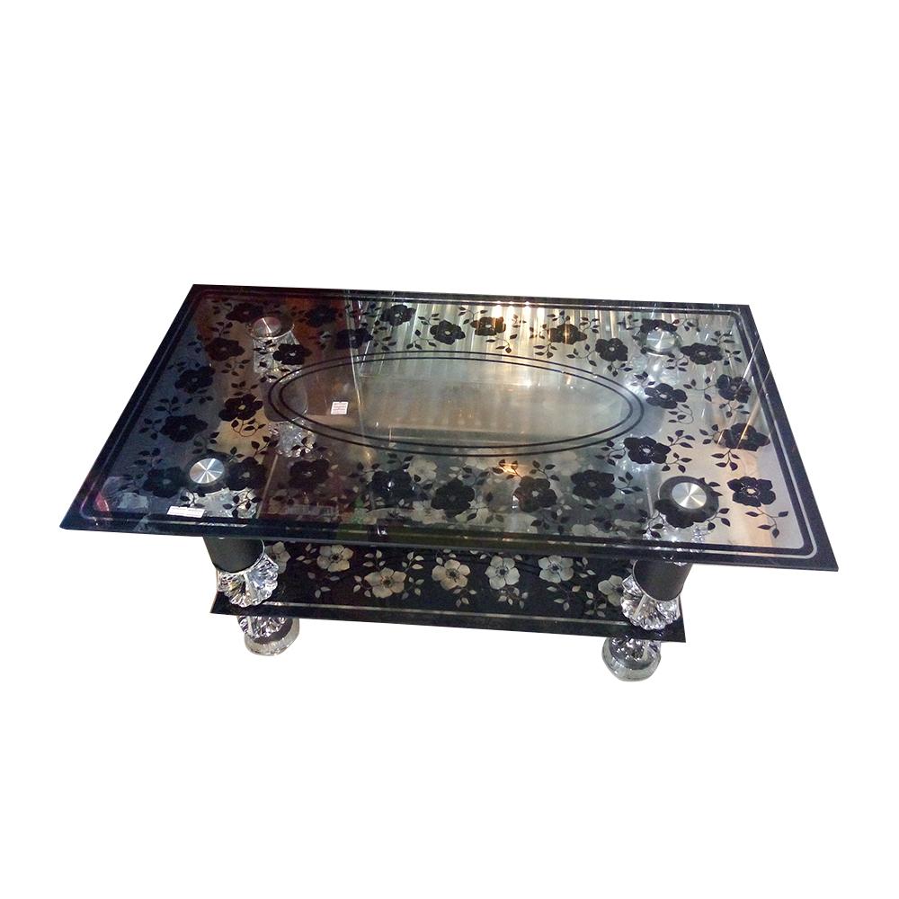 "Coffee Mirror Table 35.5""x 19.5""x16.5"""
