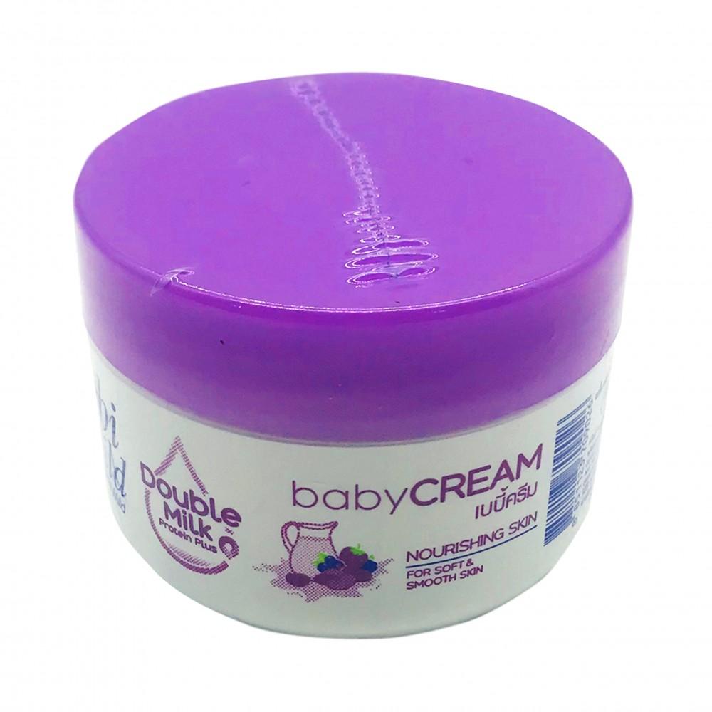 Babi Mild Baby Cream Double Milk Protein 50g