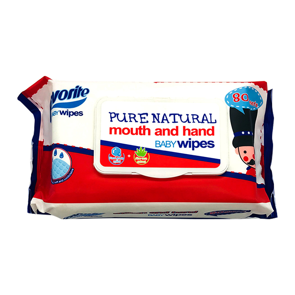 Favorite Baby Wipes 80's