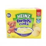 Heinz Baby Farley's Rusks Banana 12's 120g (6 Months+)