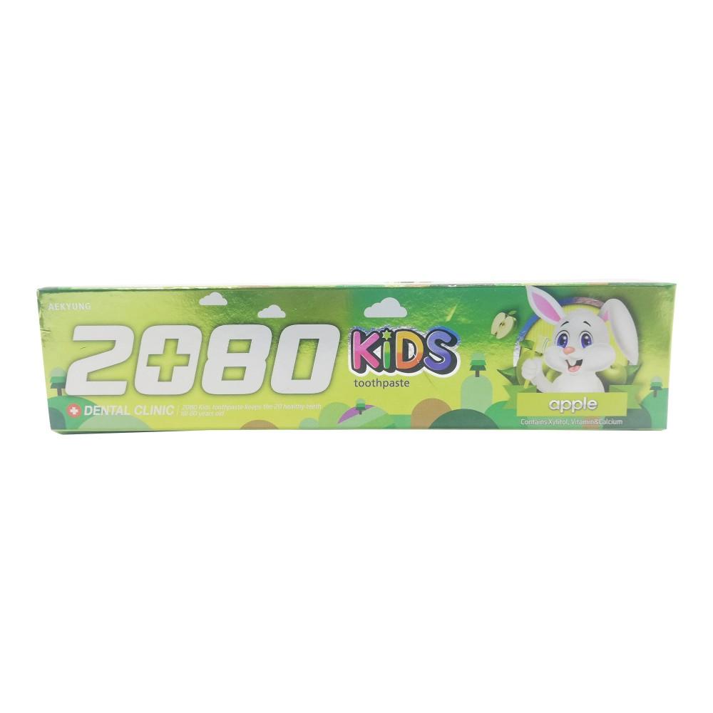 2080 Child Toothpaste Apple 80g