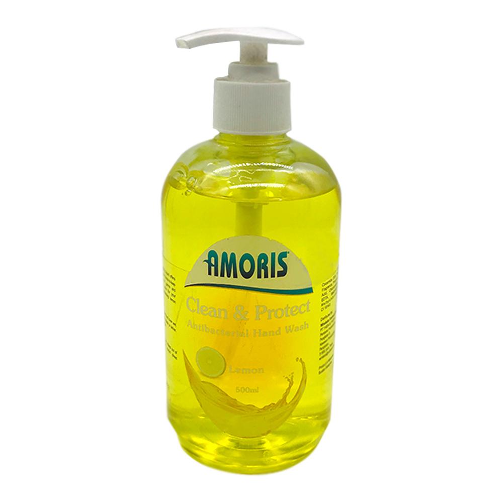 Amoris Antibacterial Hand Wash Lemon 500ml