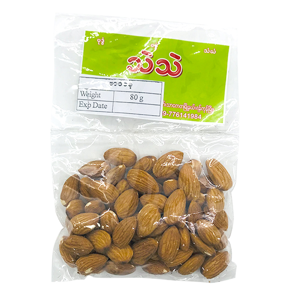 Thel Thel Almonds 80g