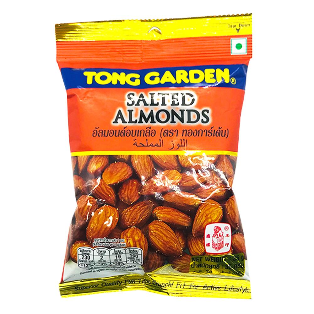 Tong Garden Salted Almonds 35g