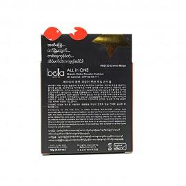 Bella All In One Dream Matte Powder Cushion Oil Control SPF-50 PA+++ 15g (BD20-Crème Beige)