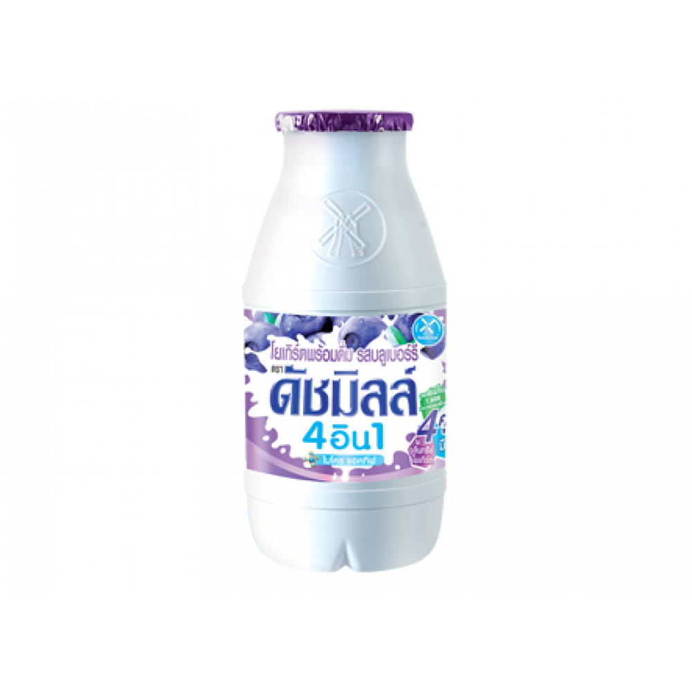Dutch Mill Blueberry Yogurt 100ml