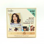 Bella All In One Makeup Set 10's 66.6g (30-Medium)