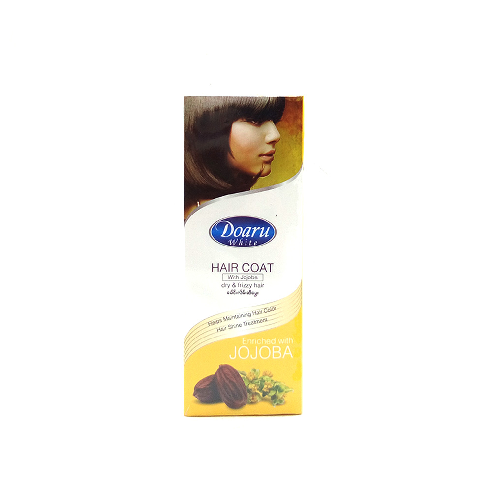 Doaru Hair Coat Enriched With Jojoba Dry & Frizzy Hair 75ml