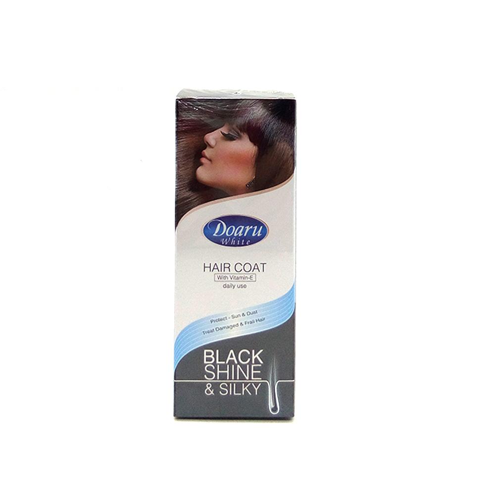 Doaru Hair Coat Black Shine & Silky 30ml