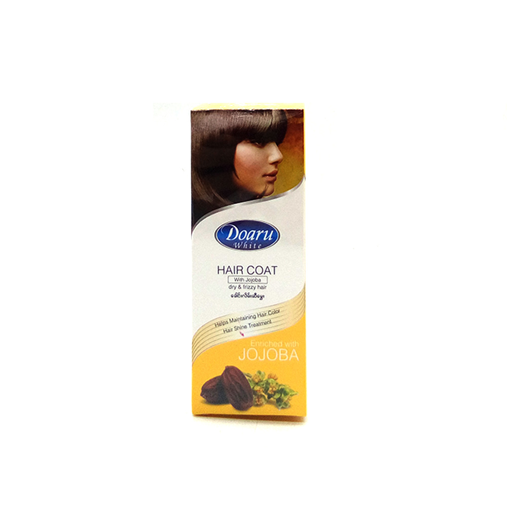 Doaru Hair Coat Enriched With Jojoba Dry & Frizzy Hair 30ml