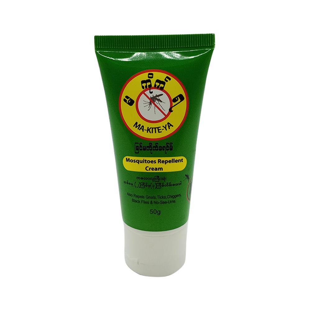 Ma Kite Ya Mosquitoes Repellent Cream 50g
