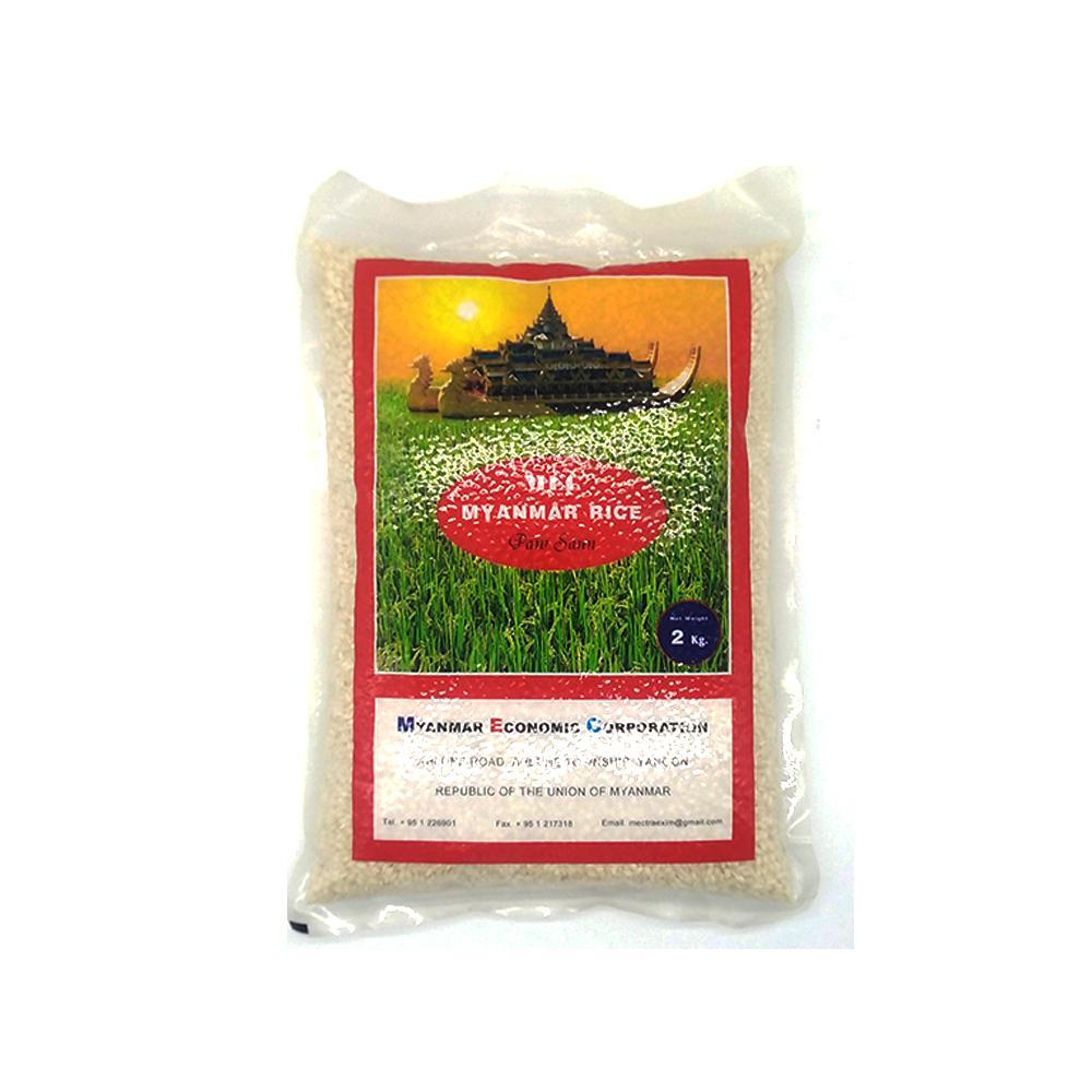 MEC Myanmar Paw San Hmwe Rice 2kg