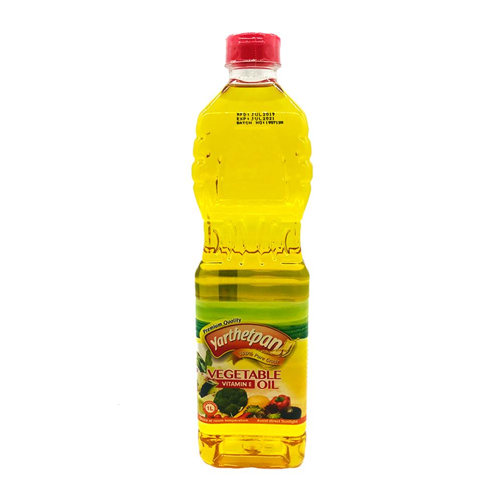 Yarthetpan Vegetable Oil 1ltr
