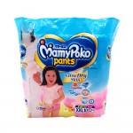 Mamy Poko Diaper Pants Extra Dry Skin 10's Size-XXL (Girls)