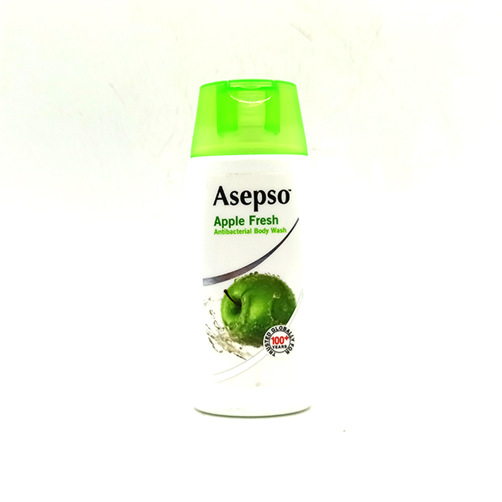 Asepso Anti-Bacterial Body Wash Apple Fresh 100ml