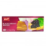 Bissin Blackcurrant Wafers 100g