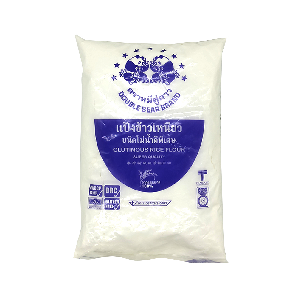 Double Bear Brand Glutinous Rice Flavour 500g