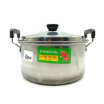 PD Conditioning Stainless Steel Pot 22cm