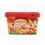 Biski Top Chocolate Wafer Cube 180g