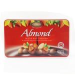 Alessia Cioccolato Almond Milk & Dark Chocolate 180g
