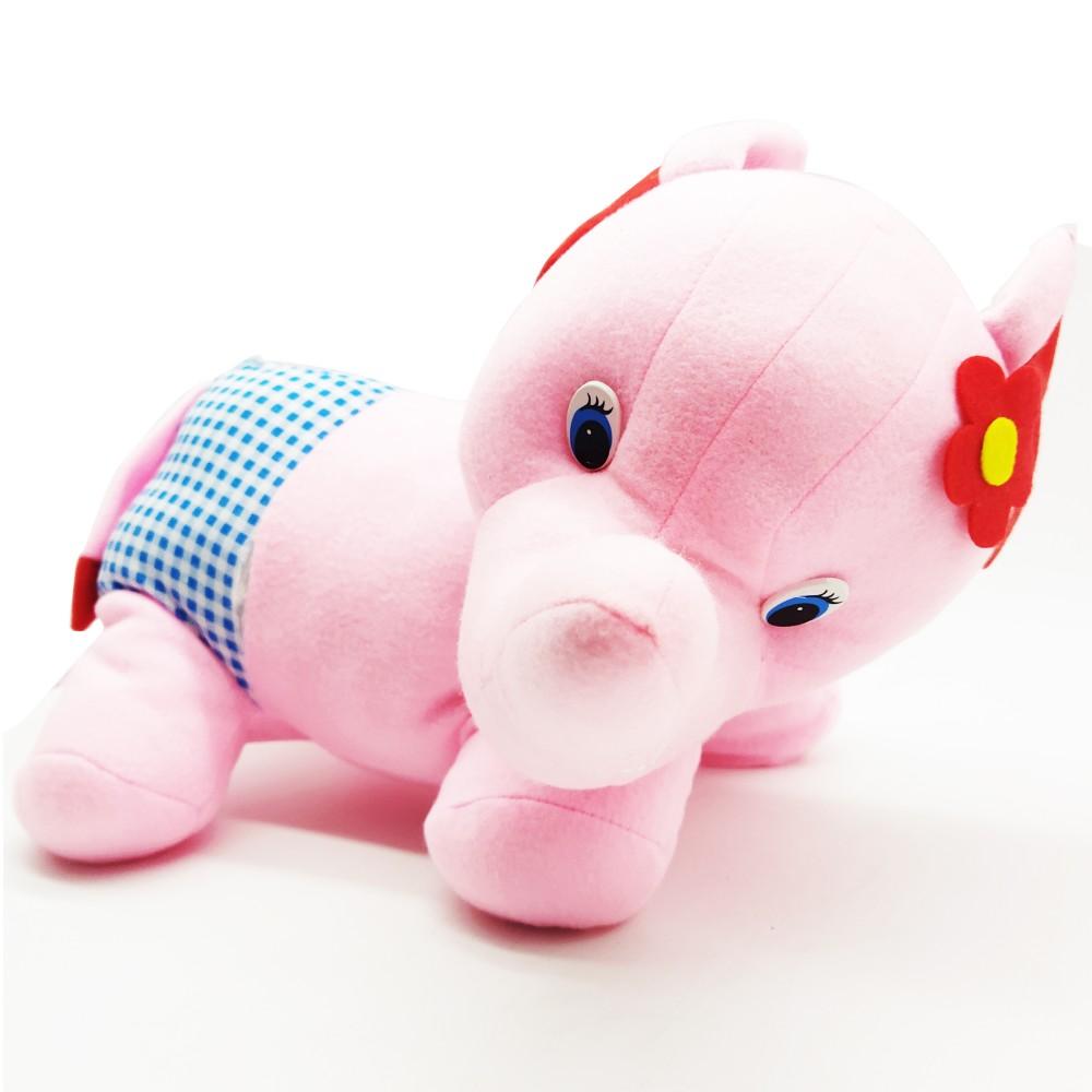 Elephant Chacter Doll 1'