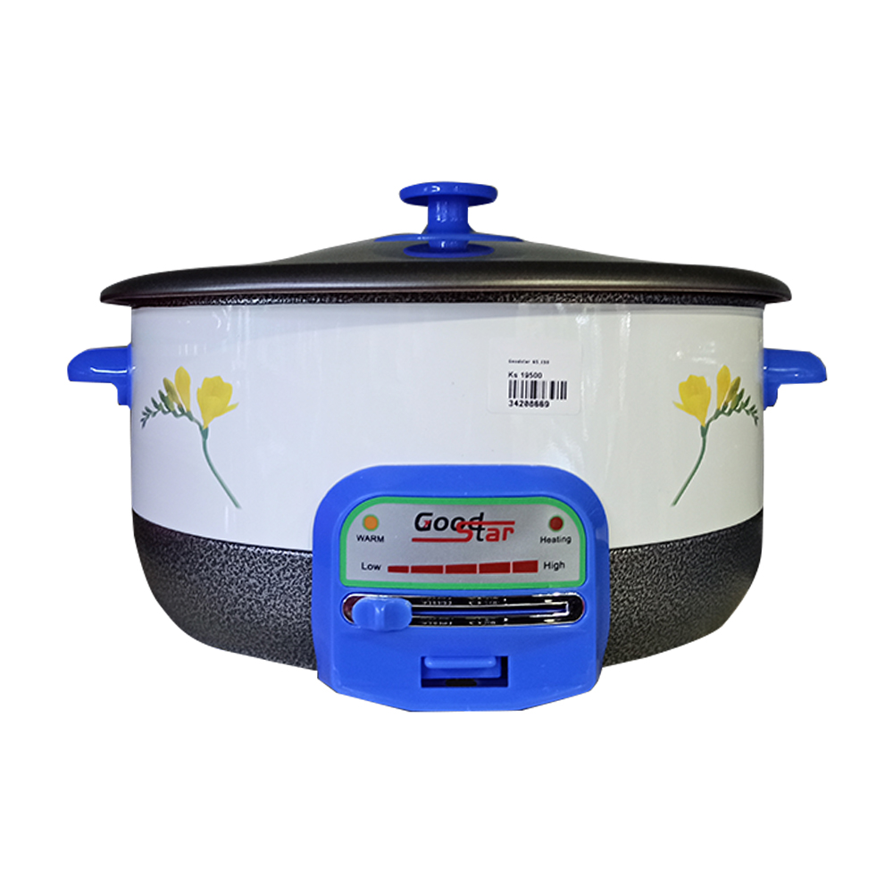 Good Star Multi-Function Cooking Pan GS-150CP 1500W