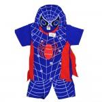 Carters Children Boy Spider Oneset S/S (Size-5 to 8)