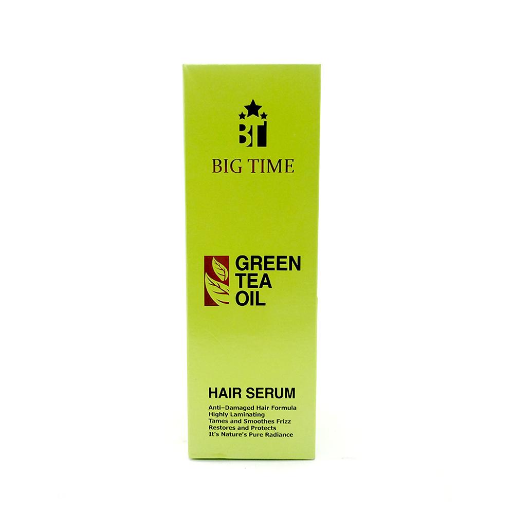Big Time Hair Serum Green Tea Oil 150ml